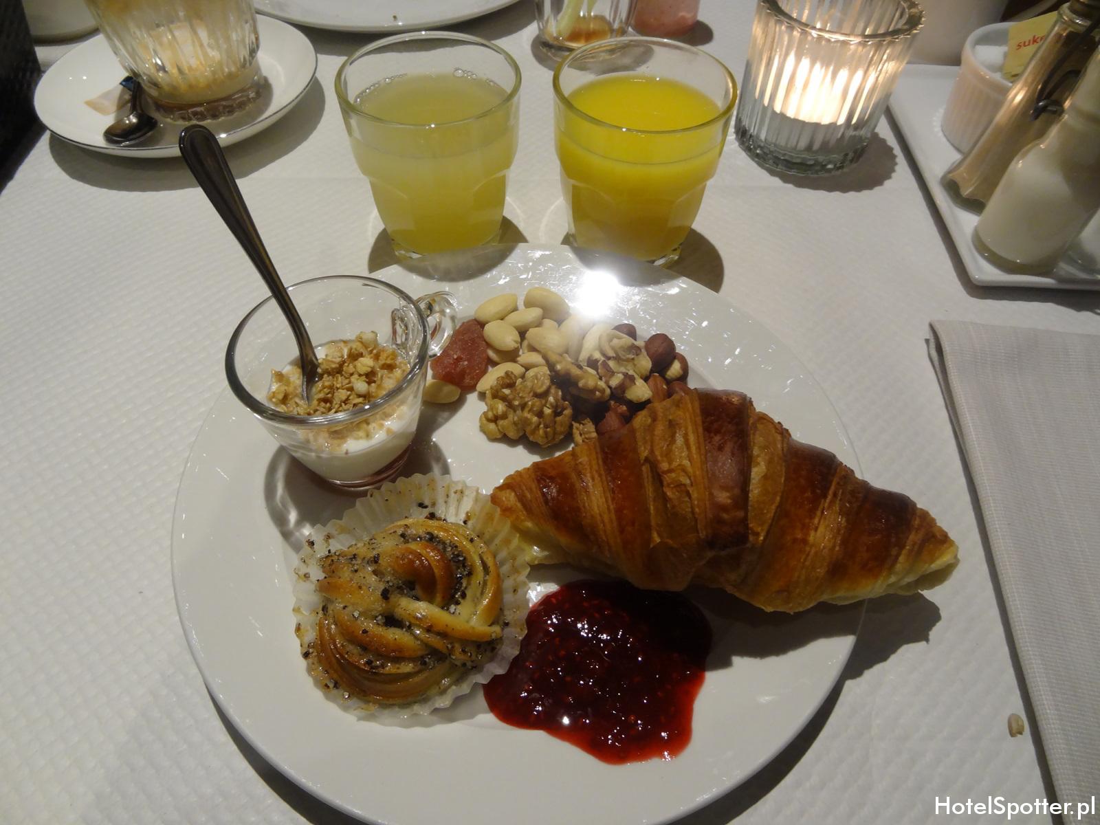 Radisson Blu Strand Hotel, Stockholm - sniadanie