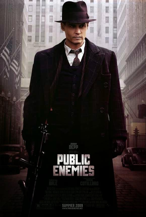 Public Enemies (2009) ταινιες online seires xrysoi greek subs