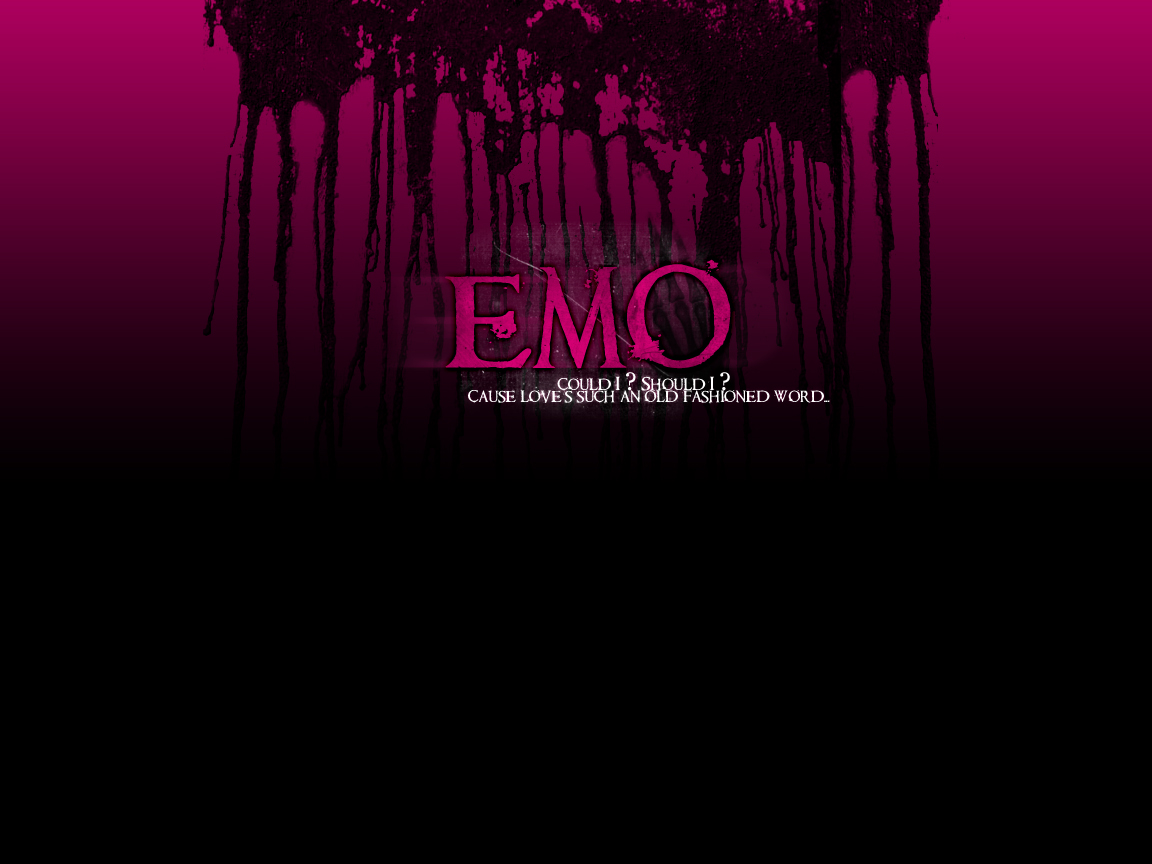 Wallpaper Of Emo Love : Emo love background See To World