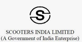 Scooters India Limited Recruitment 2014