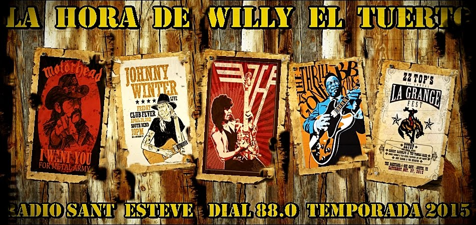 La Hora de Willy el Tuerto