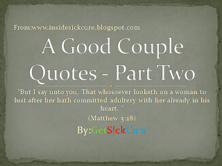 Good Couple Quotes - Images Of Biblical Fact