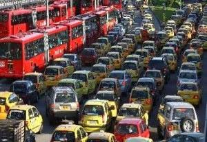 empresas de transporte en bogota: