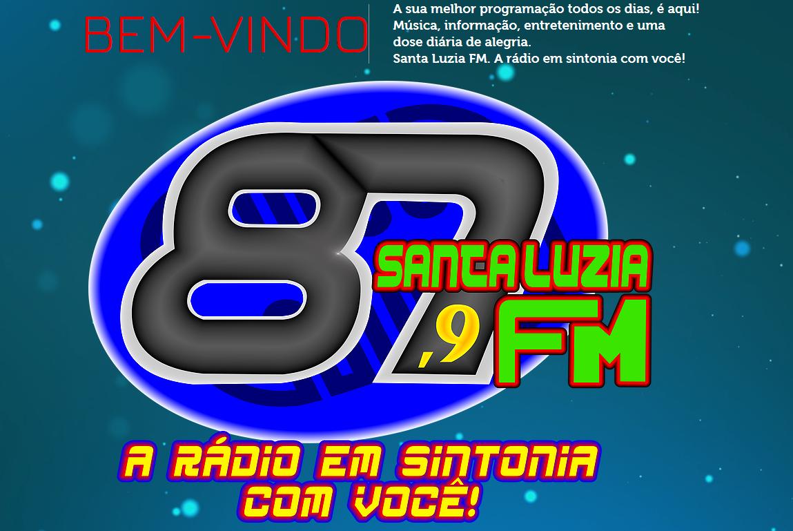 RÁDIO DE SANTA LUZIA FM