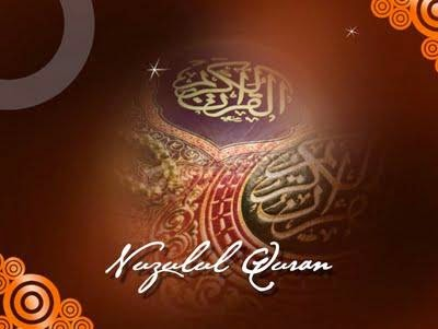Peringatan Nuzul Al-Qur'an 17 Ramadhan?