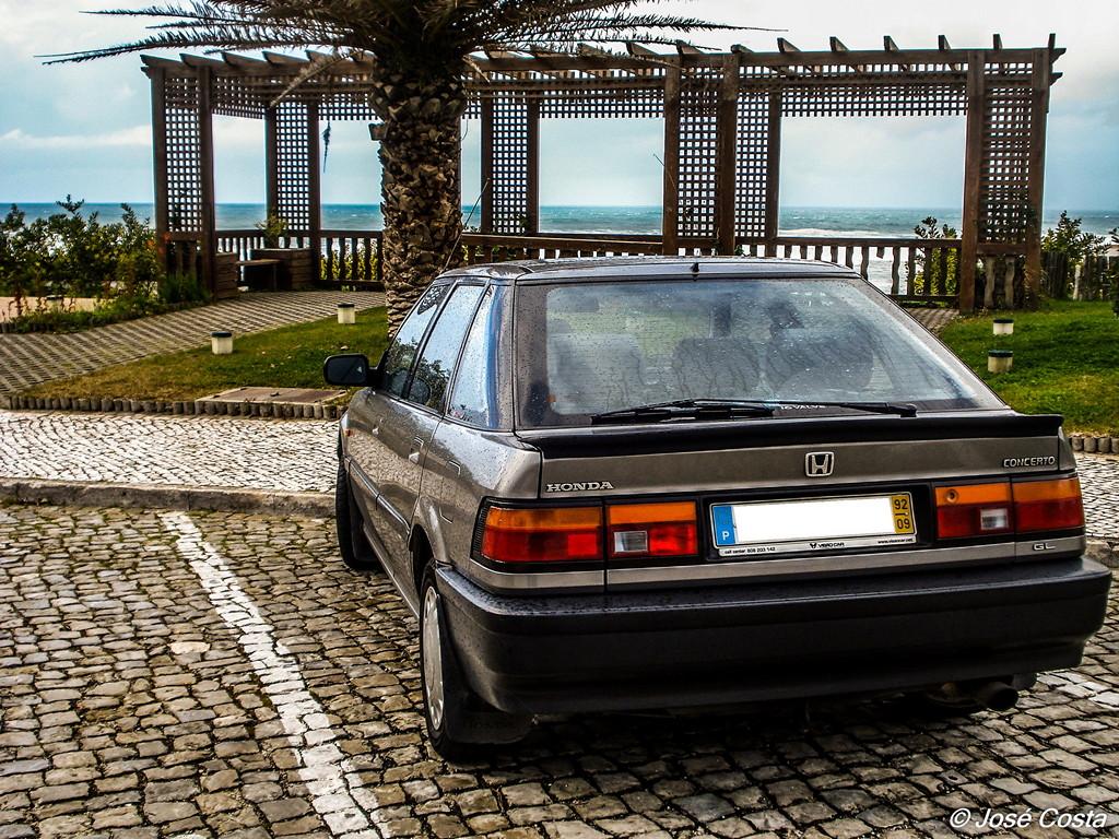 Honda Concerto, zdjęcia, auta z lat 90, JDM