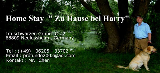 德國遊學--萊茵河畔的鄉下人