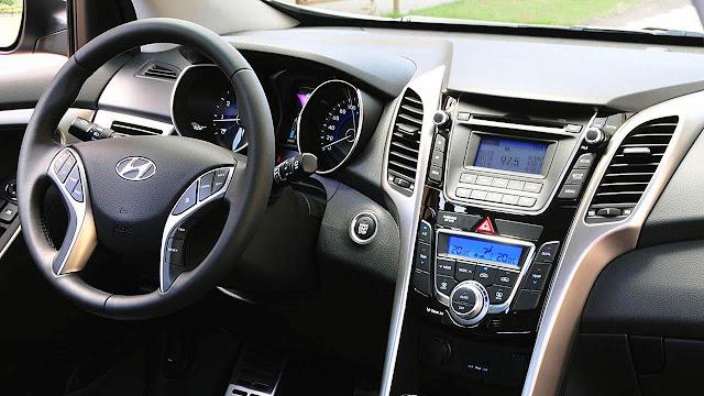 Novo Hyundai i30 2014 - painel
