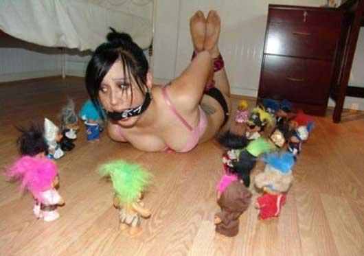 toy trolls funny