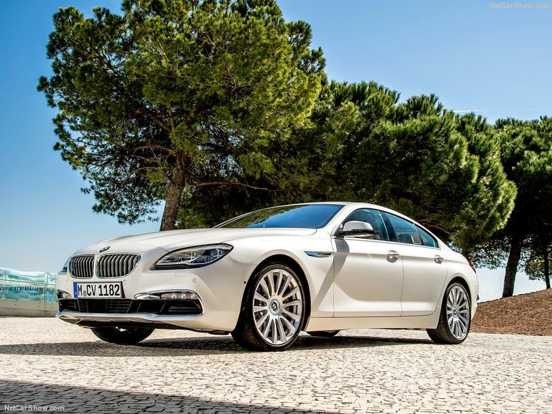 2015 BMW 6-Series Gran Coupe
