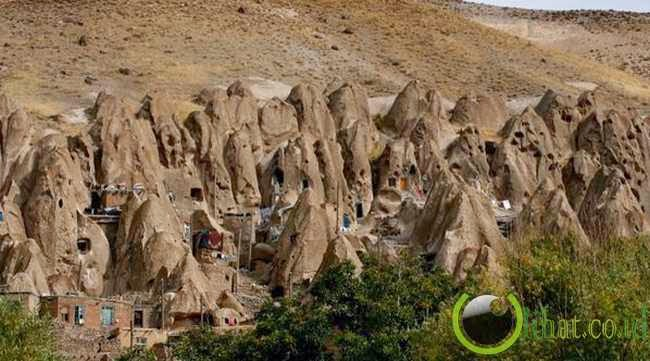 Kandovan Village, Azerbaijan Province, Iran