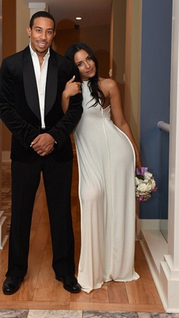 ludacris wedding photos