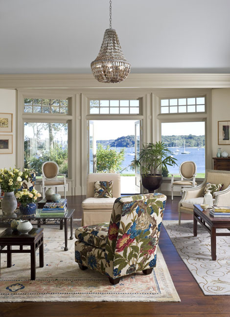 new home interior design shingle style capturing the view. Black Bedroom Furniture Sets. Home Design Ideas