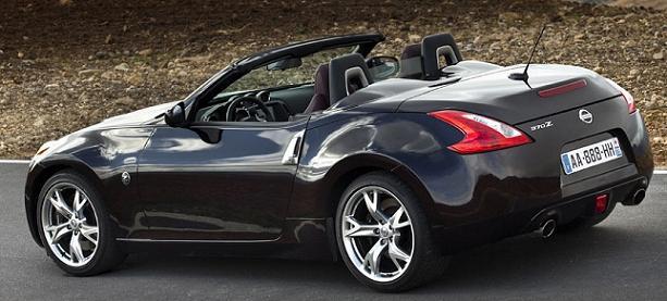 racing cigalo nissan 370z roadster pack. Black Bedroom Furniture Sets. Home Design Ideas