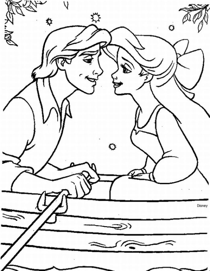 And Eric Coloring Page
