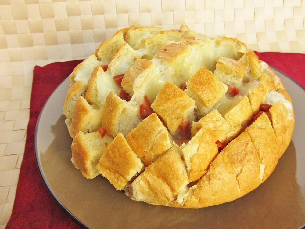 Pull-Apart Bread Recipe — Dishmaps