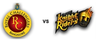 RCB vs KKR 11th Ipl 6 Match