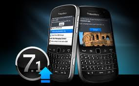 BlackBerry 7.1 Available for Customers in the UK