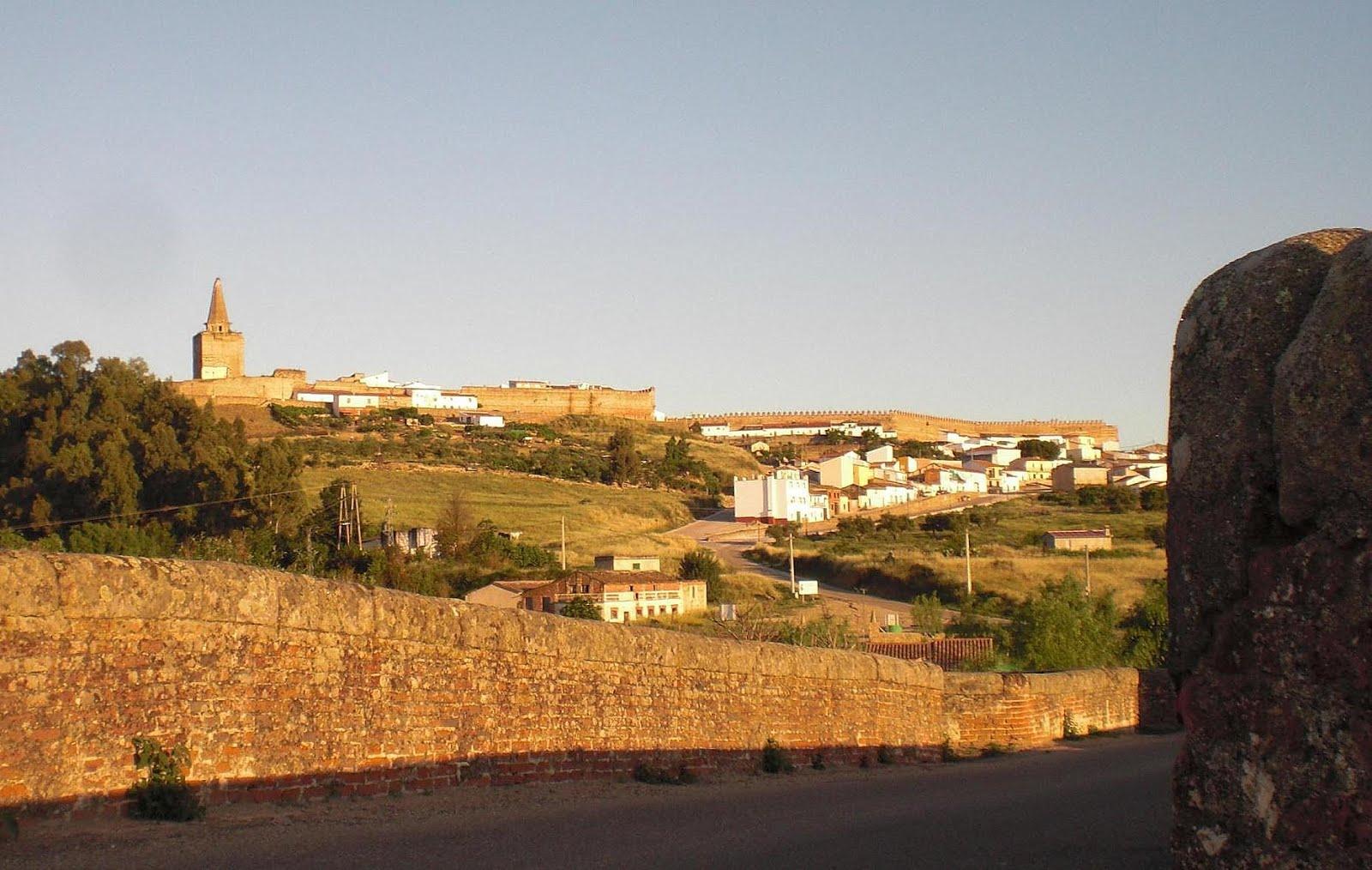Extremos del Duero: conjuntos históricos de Extremadura