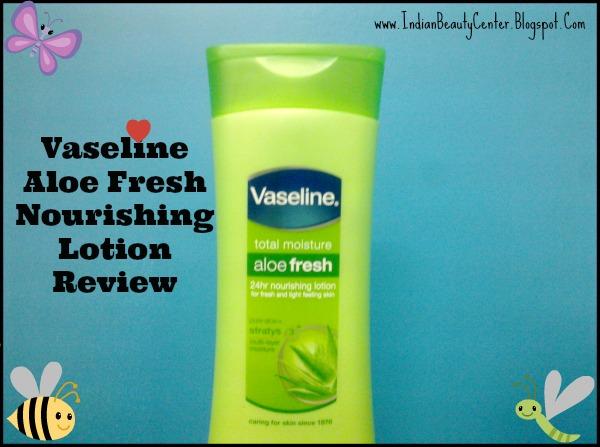 Aloe Lotion Review Aloe Fresh Lotion Review