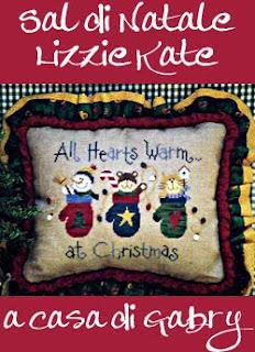 Sal di Natale LizzieKate
