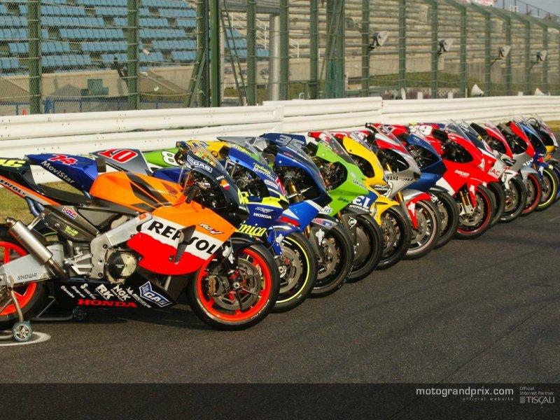 Jadwal MotoGP 2013 Lengkap