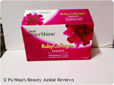 Brand's Innershine Ruby Collagen Essence