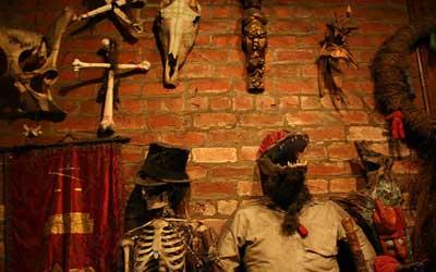 Museum Voodoo