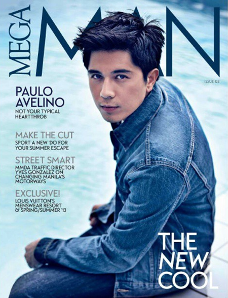 Paulo Avelino Covers Mega Man third issue (April 2013)