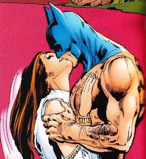 Batman y Talia Al Ghul
