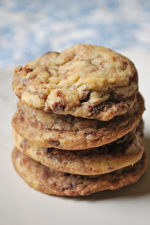 Joyful Baker: Brownie Chunk Chocolate Chip Cookies