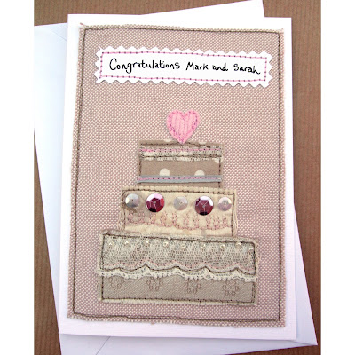 and also a wedding card