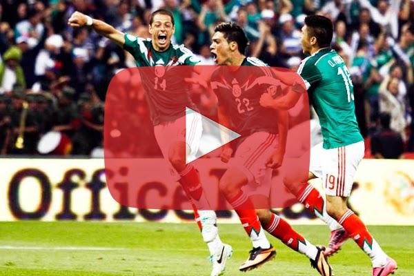 México vs Camerún En Vivo