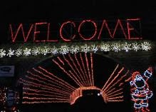 Missys product reviews new hampshire light show at new for New hampshire motor speedway christmas lights