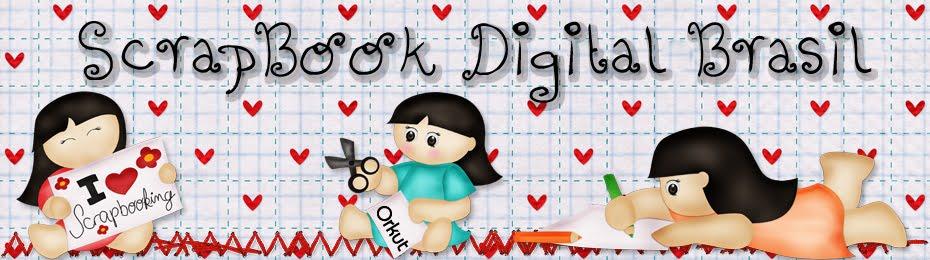 Scrapbook Digital Brasil