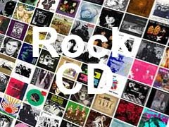 Koleksi CD Audio Lagu-Lagu Rock