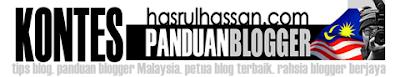 Kontes Panduan Blogger