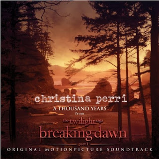 Lirik Lagu Christina Perri  -  A thousand years