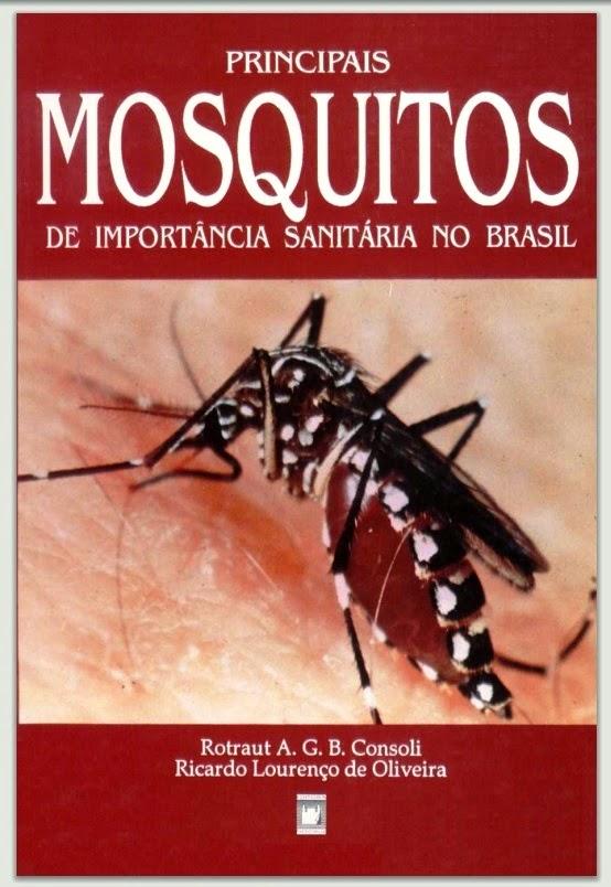 PRINCIPAIS MOSQUITOS  DO BRASIL