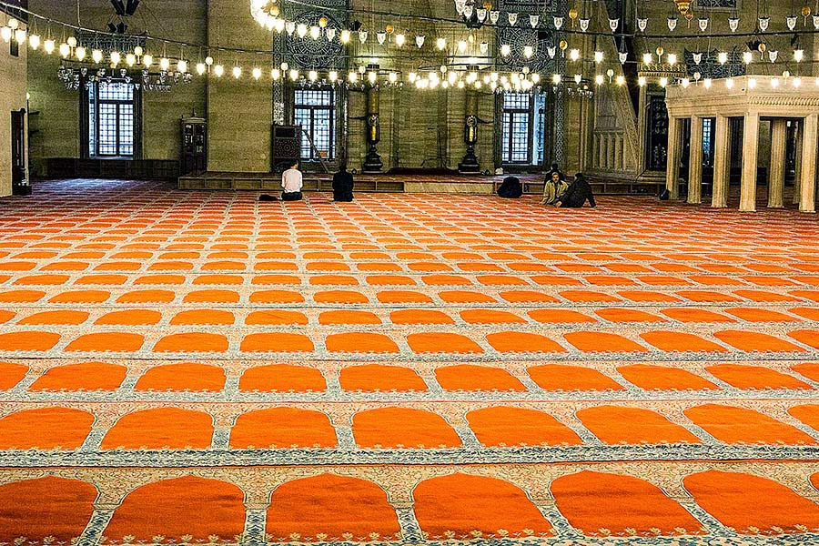 Süleymaniye Prayer Rug