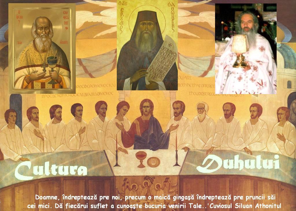 Cultura Duhului