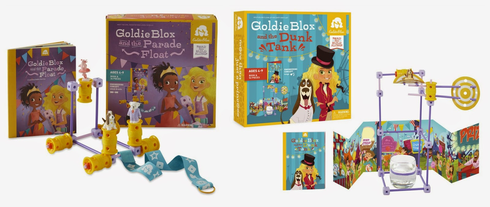 GoldieBlox giveaway