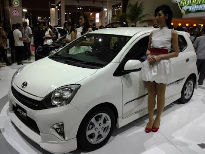 Harga Mobil Astra Toyota Agya