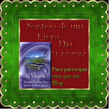 SELO DO LIVRO - A VIAGEM