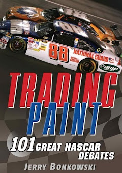 TRADING PAINT - 101 Great NASCAR Debates