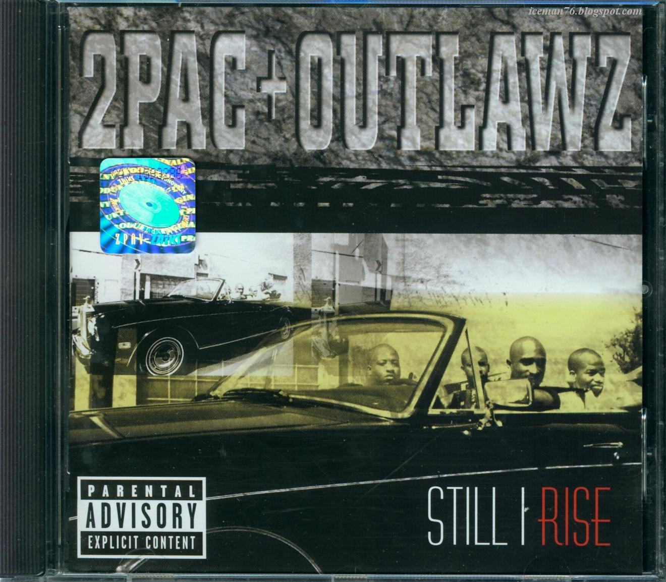 2pac outlawz still i rise 1999