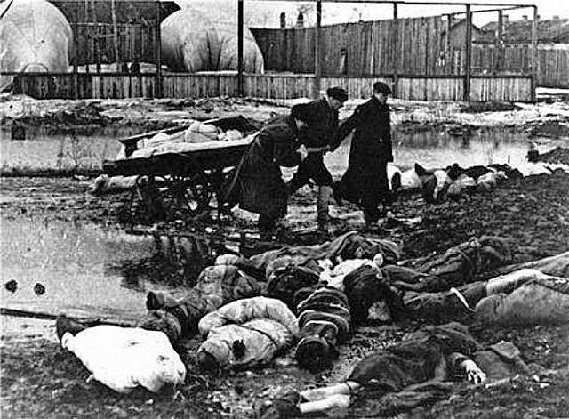 canibalismo en la segunda guerra mundial