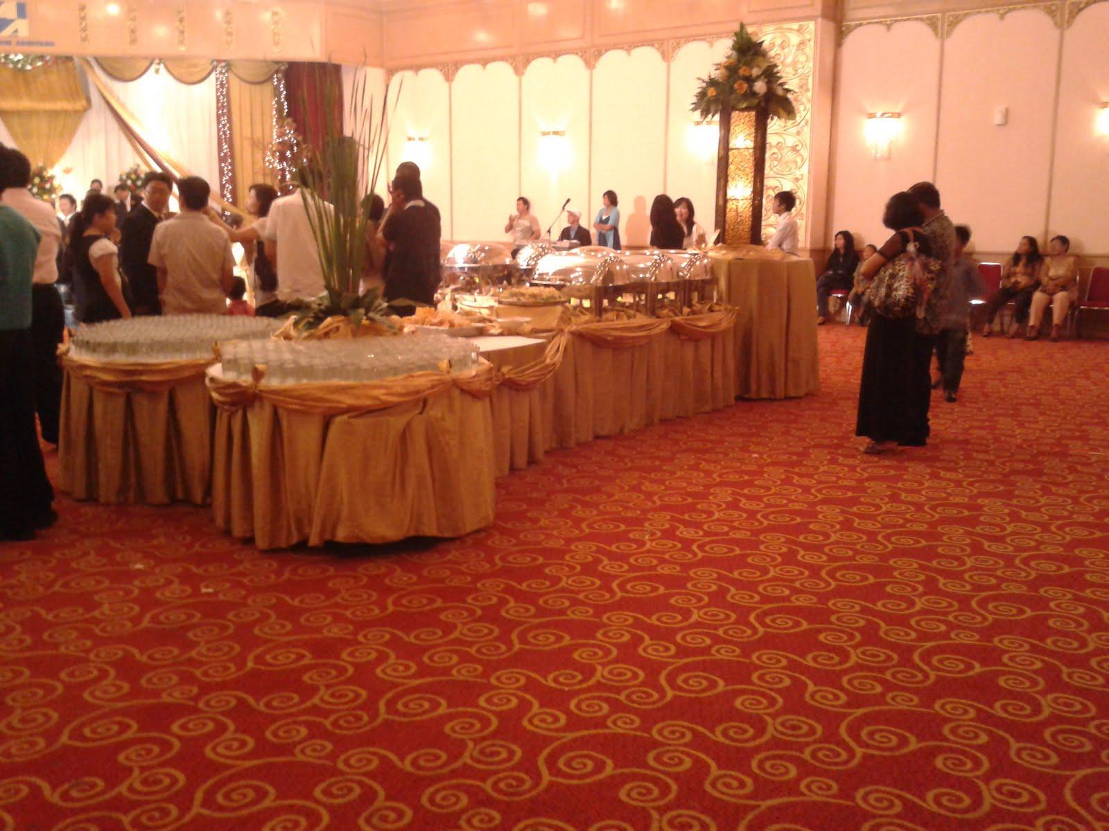 Wisma antara paket wedding
