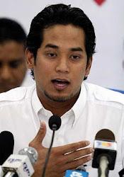 YB Khairy Jamaluddin Abu Bakar CALON BN P131 REMBAU