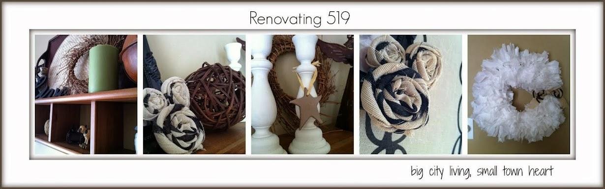 Renovating519
